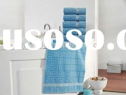wholesale bath towel with jacquard