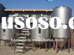 1000L draft beer equipment for hotel, pub and entertaiment place