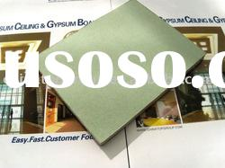 15mm waterproof gypsum board, acoustic gypsum board,plain gypsum board