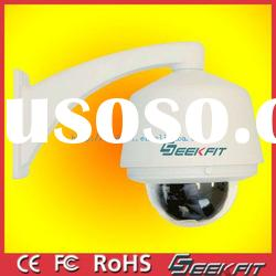 18X zoom outdoor auto tracking high speed ip zoom ccd camera