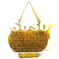 2011-2012 Popular name women brand leather handbags (MX580-3)
