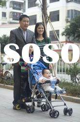 2012Cool baby stroller carrier/canopy/baby buggy/trolley/pram,economic,haagendess