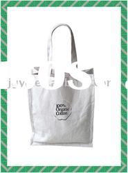 2012HOT SALE recyclable handmade cotton canvas tote bag