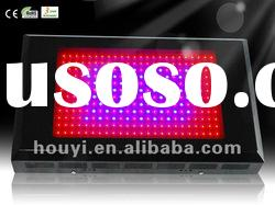 2012 High power hydroponics 300w dimming led panel lamp 1 watt led chips