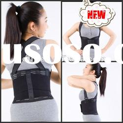 2012 Hot Product Industrial Lumbar Low Back Support Belt Brace Size from S-XXL