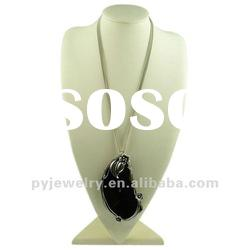 2012 New Design Alloy Zinc Necklaces Jewelry,Cheap Long Chain Jewelry