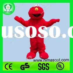 2012 elmo adult mascot costumes