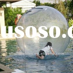 2012 high quality inflatable clear water ball