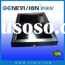 "26"" lcd usb media player for advertising for wall building"