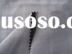 300T Polyester Yarn Dyed polyester plaid fabric
