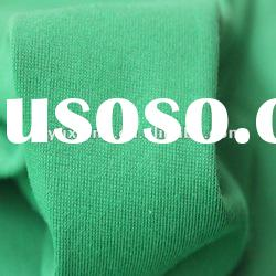 32s 1*1 rib combed cotton jersey knit fabric for t shirt