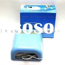 36W Nail uv lamp & nail uv curing lamp & uv light