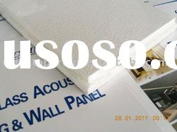 3D desinged fiberglass acoustic tiles ,acoustic ceiling board ,decorative ceiling