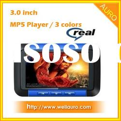 3.0 inch TFT Screen Digital MP4 Audio Player