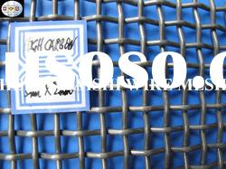 5x5 mesh Hot dipped before weaving Galvanized Wire Mesh