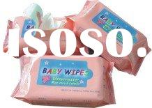 80 counts baby wipes/cleaning tissue /skin care wipes(private lable)