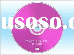 8.5GB Printed DVD Dual Layer Disc