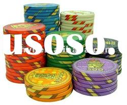 9.5g Ceramic poker chips| design chips| sell zynga poker chip| poker chip| logo chips