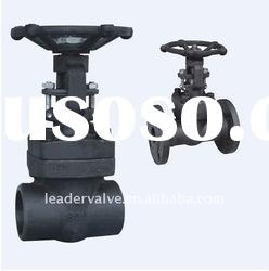 API 602 Forged Gate Valve ,OS&Y,BB