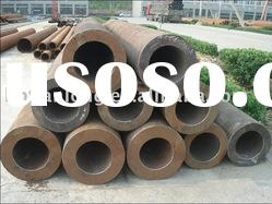 ASTM standard thick wall seamless carbon steel pipe