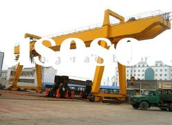 A type electric overhead travelling crane gantry crane