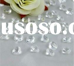 Acrylic Diamond Confetti , Crystal Diamond Confetti , Table Scatter Confetti