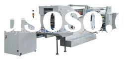 Adjustable Roll to Square Bottom Paper Bag Making Machine