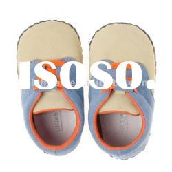 Adorable leather baby shoes for boys BB-A28126-YW