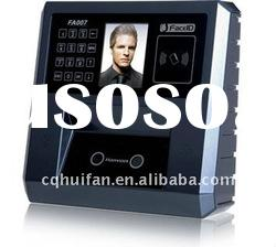 Algorithm Ver 3.0 Biometric Face Recognition Time Attendance HF-FR628 with Dual Sensor