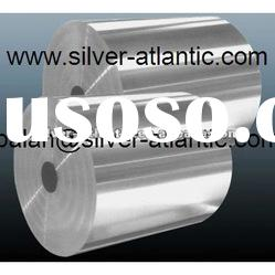 Aluminum foil for food/drink flexible packaging