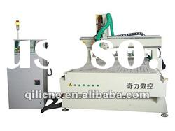 Automatic Tool Changing CNC Wood Cutting Machine