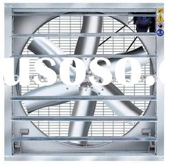 Axial exhaust fan 125B