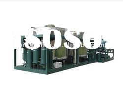 Black car engine Oil and Used Motor engine Oil Refinery/waste motor engine Oil purifier plant