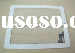 Black or White Color Touch Screen Glass Digitizer Replacement for iPad 2