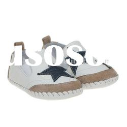 Boy shoes for 2012 spring baby shoes BB-A21014-WH
