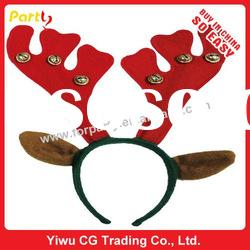 CAS-0001 Christmas headband christmas antlers christmas decorations