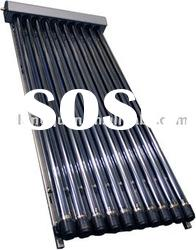 CE Approved Pressurized Vacuum Tube Heat Pipe Solar Collector