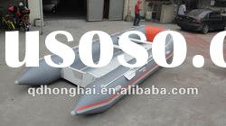CE HH-S450 inflatable boat with aluminum floor
