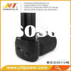 Camera battery grip for Nikon D40/D40X/D60/D5000/D3000