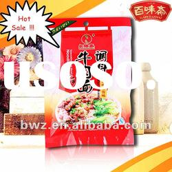 Chinese Beef's Noodles paste