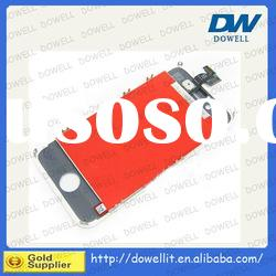 Color Repair Parts for iPhone 4S ,For iphone 4gs lcd digitizer assembly