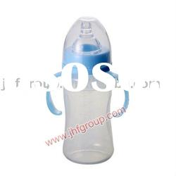 Convenient Silicone Baby Feeding Bottle