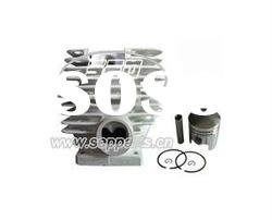 Cylinder Assembly with piston Chainsaw Parts For STIHL 1119 020 1204, 11190201204