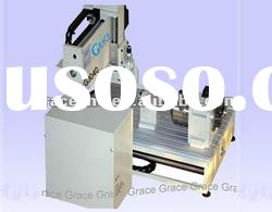 Desktop Mini cnc Router with rotary clamp G3040