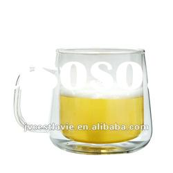 Double Wall Beer Mug Cup