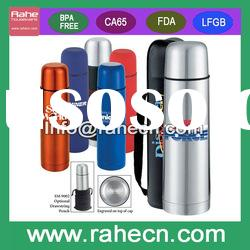 Double wall stainless steel Vacuum flask with coustomized logo