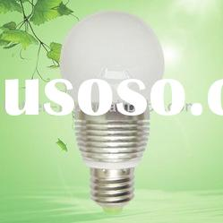 E14 E27 dimmable led bulb 3W replaced 25W tungsten bulb