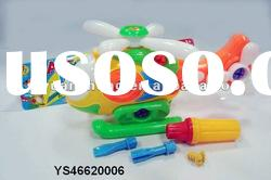 Educational Building Toys Plane
