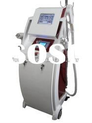 Elight ipl 2 in 1 beauty salon equipment for hair removal Q-switched nd:YAG laser machine