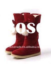 Fashion ladies cotton winter boots